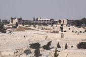 Mt. Olives, Jerusalem, Israel