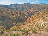 Arizona Red Rocks Landscape Filtered