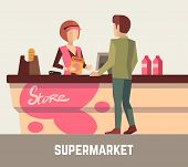 store poster