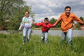 running family