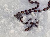 Iced Rosary