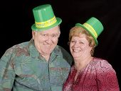 Happy Irish Couple