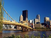 Pittsburgh 6Th St Bridge