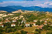Small Bulgarian Village