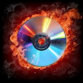 Burning CD