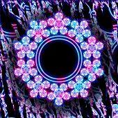 Snowflake Ring Elevated