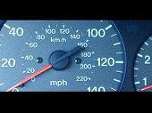Speedometer Gauge - Car & Automobile