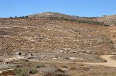 foto of tabernacle  - Place of the Tabernacle in Shiloh Valley - JPG