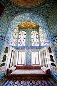 Topkapi Palace Chamber