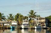 Private Yacht Docks