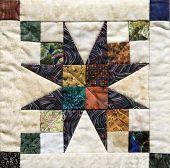 star quilt design
