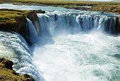 Godafoss in Iceland