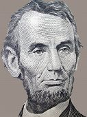Abraham Lincoln Close-Up