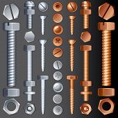 Hardware Elements, vector set