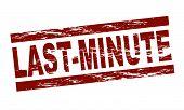 Stamp - last minute