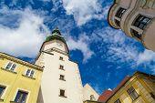 Saint Michael Tower Of Bratislava poster