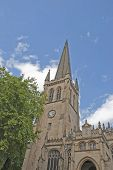Spire Of Wakefield Cathedral