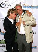 LOS ANGELES - JULY 21: Andy Dick, Clement von Franckenstein at