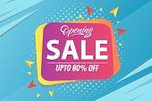Super Sale, Big Sale, Mega Sale Banenr Template Background poster