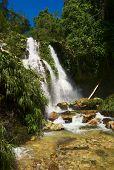 Wasserfall im Norden Kolumbiens