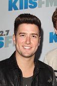 LOS ANGELES - MAY 12:  Logan Henderson. arrives at the