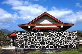 Chapel Made Of Hawaiian Stone