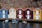 Scandinavian Huts
