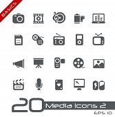 Multimedia Icons / / Grundlagen