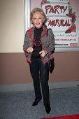 LOS ANGELES - MAR 3:  Tippi Hedren arrives at the