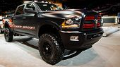 2013 Dodge Ram Power Wagon Hemi
