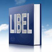 Libel Book.