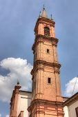 Belfry Of Italian Church