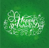 Happy St. Patrick's Day-banner