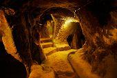 Cave City, Derinkuyu, Türkei
