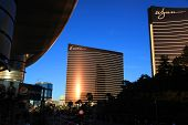 LAS VEGAS - DEC 27: LasVegas hotels and casino on December 27, 2012 in Las Vegas. WYNN RESORTS LTD F