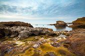 Seascape rochoso
