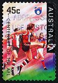 Postage Stamp Australia 1996 St. Kilda Saints, Football Team