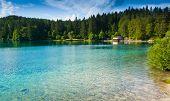 Fusine Lower Lake