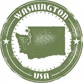 Washington State Stamp