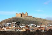 La Calahorra Castle And Village Spain