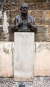 Prague. Statue.