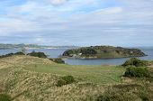 View over Inchcolm Island
