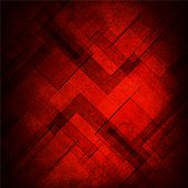picture of diagonal lines  - abstract red background layer design - JPG