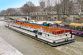 Paris Tour Boat