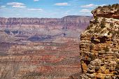 The South Rim of the Grand Canyon, Arizona, USA