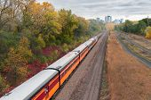 Milwaukee Road #261 - Cedar Trail Cars
