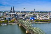 stock photo of koln  - Cologne - JPG