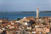 Venice And Venice Lagoon