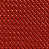 Red padding seamless texture