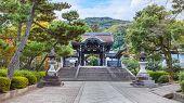 Otani Mausoleum in Kyoto